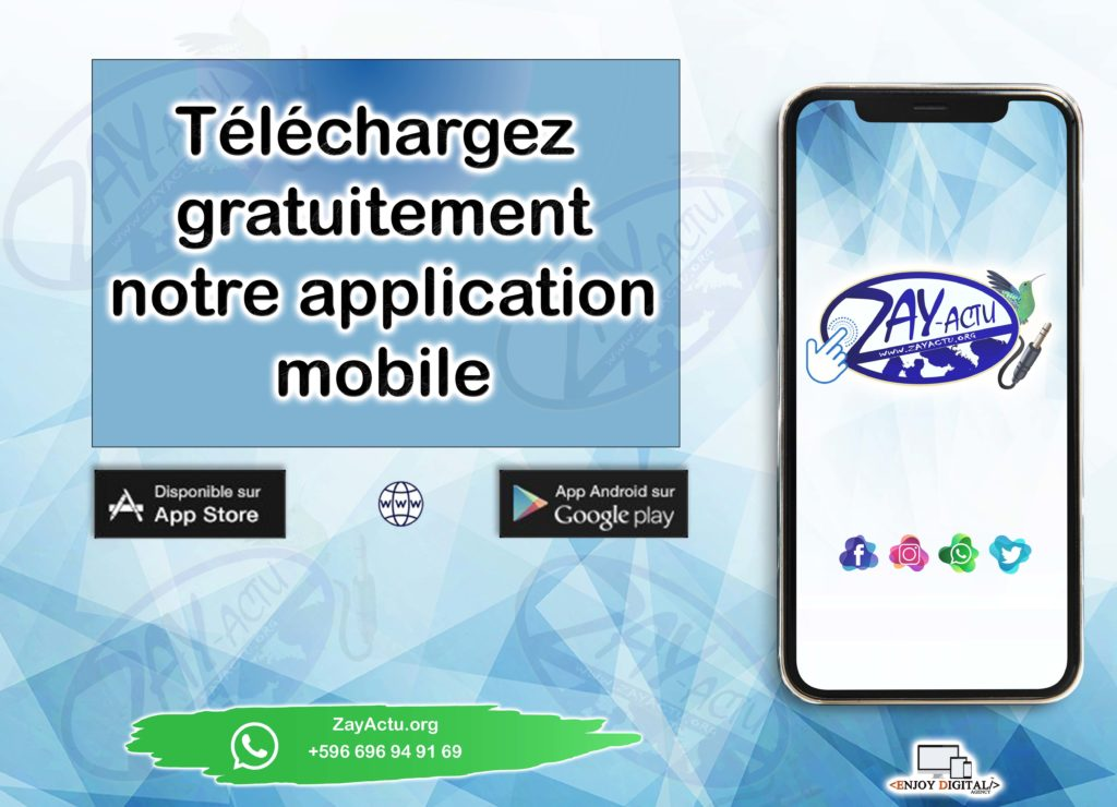 Application mobile de ZayActu
